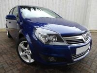 Vauxhall Astra 1.8 SRI ....5 Door Edition, Sporty SRI, Sold with a New 12 Months MOT