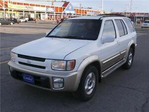 2000 INFINITY QX4 FULLY LOADED 4X4,CERTIFY EMISSION TEST
