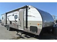 2016 Toyhauler at 2015 clearance pricing. Call Tristan today!