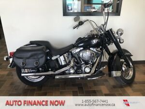 2008 HARLEY DAVIDSON HERITAGE SOFTAIL LOTS OF EXTRAS