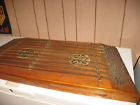 HAMMERED  DULCIMER   {TSYMBALY }  FROM 1950