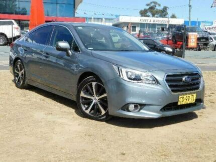 2015 Subaru Liberty B6 MY15 2.5i CVT AWD Premium Grey 6 Speed Constant Variable Sedan Greenway Tuggeranong Preview