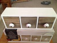Mini Kitchen Storage Draws