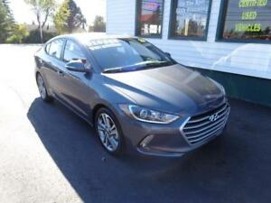 2017 Hyundai Elantra GLS for only $145 bi-weekly all in!