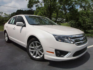 2010 Ford Fusion SPORT PKG-ONE OWNER--AMAZING--106k---6 SPEED