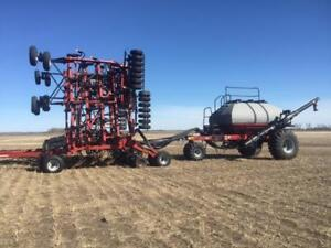 2006 Case IH ATX 400 Air Seeder & Tank