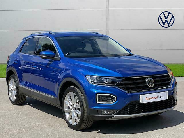 2018 Volkswagen T-Roc 1.5 Tsi Evo Sel 5Dr Hatchback Petrol Manual