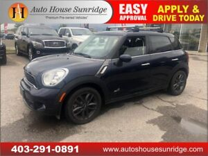2013 MINI Cooper Countryman S ALL4 LEATHER PANO ROOF