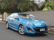 2009 Mazda 3 BL10L1 SP25 Activematic Blue 5 Speed Sports Automatic Sedan Thorngate Prospect Area Preview