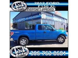 2012 Ford F-150 XLT? FINANCE THIS TRUCK TODAY! YOU'RE APPROVED!