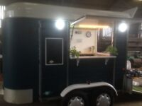 *NO ORDINARY TRAILER!* CATERING VAN, STREET FOOD, FOOD BAR, CHEF BUSINESS, TRAILER, ONE OF A KIND!