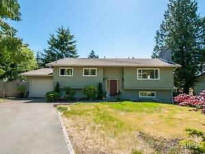 *OPEN HOUSE Sat May 28* 4 Bedroom Home in Qualicum Beach