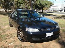 2005 Ford Falcon BA MkII XL SE Silhouette 4 Speed Auto Seq Sportshift Utility Albert Park Charles Sturt Area Preview