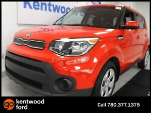 2019 Kia Soul LX FWD with a back up cam and a ravishing radiant