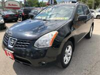 2009 Nissan Rogue SL AWD 4X4 BLUETOOTH LEATHER..PERFECT