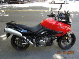 2011 Suzuki DL1000 V-Strom Sports/Tourer 1000cc Collingwood Yarra Area Preview