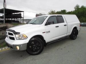 2015 RAM 1500 Outdoorsman ECO-DIESEL (NAVIGATION, R/CAM, R/START