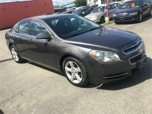 2011 Chevrolet Malibu LT- CLEAN VEHICLE NO ACCIDENT LOW KMS