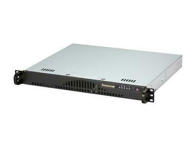 1U Quiet Router IPMI Remote KVM 8G ECC RAM SSD WIFI OPNsense pFsense Microtrotik, used for sale  Shipping to India