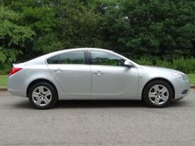 VAUXHALL INSIGNIA 1.8 EXCLUSIV 5d 140 BHP (silver) 2009
