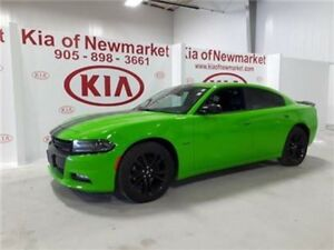 2017 Dodge Charger R/T RALLEYE EDITION BLACK STRIPE PACKAGE