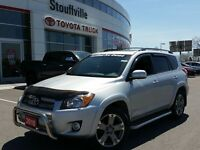 2010 Toyota RAV4 SPORT V6 4WD - ONE-OWNER - CERTIFIED - CLICK FO