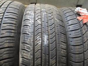 205/60R15 SINGLE ONLY USED MICHELIN A/S TIRE