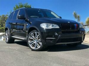 2011 BMW X5 E70 MY11 xDrive35i Steptronic Black 8 Speed Sports Automatic Wagon Chevallum Maroochydore Area Preview