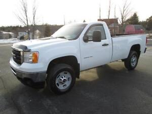 2012 GMC 2500 HD Reg Cab