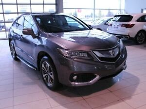 2017 Acura RDX ELITE - Leather, Nav, Sunroof, LKAS, Collision Mi