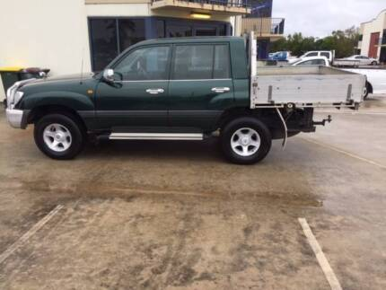 Landcruiser Dual Cab Ute with RWC Rego Caboolture Caboolture Area Preview