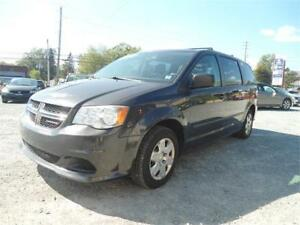 GREAT DEAL!  2012 GRAND CARAVAN 7400$ ONLY!!! NEW MVI AND WARRAN
