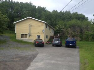 Spacious 2-apt home on extra large lot for sale in Clarenville!