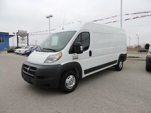 2015 Dodge Ram Promaster 3500 Cargo Van 159 3 Seater