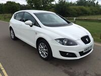 2009 Seat Leon Se Tdi Turbo diesel 12 months mot Full service history PART EXCHANGE CONSIDERED