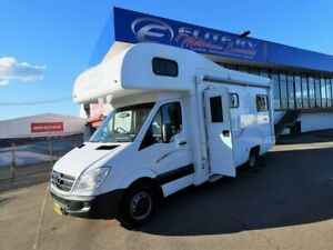 Maui 6 Berth 6 Seat-belts C-Class Motorhome North St Marys Penrith Area Preview