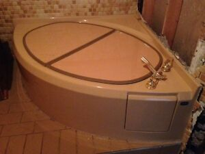 Toto Japanese Deep Soaking Tub