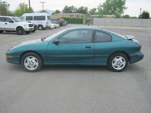 1998 Pontiac Sunfire Coupe (2 door)