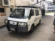 2004 Ford Econovan Campervan RWC/REGO inc. Ready for Adventure! Melbourne CBD Melbourne City Preview