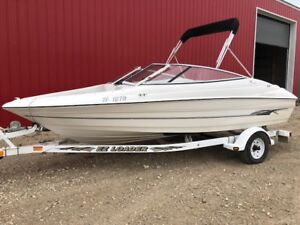 Super clean Campion ski boat for sale