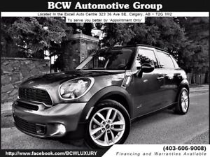 2014 MINI Cooper Countryman S AWD Certified Warranty $22,995.00