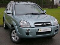 ★(59) Hyundai Tucson 2.0 CRTD Premium Station Wagon 4WD 5dr **TOP OF THE RANGE** £0 DEPOSIT**FINANCE