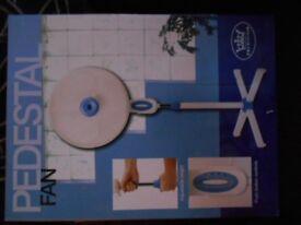 "Pedestal Fan Prem I Air 16"" Brand New in Box"