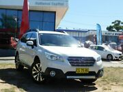 2015 Subaru Outback MY15 2.5I White Continuous Variable Wagon Belconnen Belconnen Area Preview