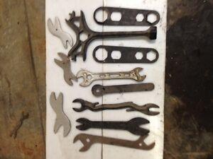 Antique Wrenches Regina Regina Area image 1