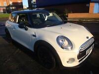 64 MINI COOPER D (NEW MODEL) CHILI PACK DIESEL TAX EXEMPT *WHITE*LEATHER*