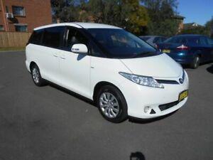 2012 Toyota Tarago ACR50R MY09 GLi White 4 Speed Automatic Wagon Bankstown Bankstown Area Preview