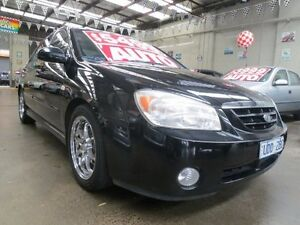 2005 Kia Cerato LD LD 4 Speed Automatic Sedan Mordialloc Kingston Area Preview
