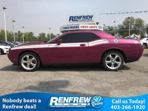 2010 Dodge Challenger R/T NOS equipped