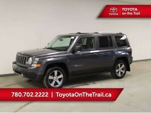 2016 Jeep Patriot HIGH ALTITUDE; SUNROOF, LEATHER, 4X4, HEATED S